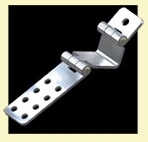 Call Marlboro Hinge to request a quote on a multi-pin hinge.